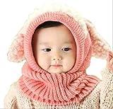 【On Dolce】選べる5色 うさぎちゃん風 ニット帽 ニット帽子 ベビー キッズ 赤ちゃん 子 子供 用 かわいい 防寒 BN005 ランキングお取り寄せ