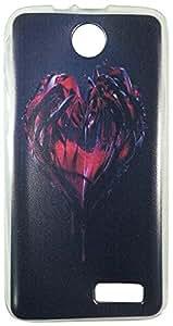 ibnelite IBNCVR038 Printed Back Case Cover for Lenovo A526 (Multicolor)