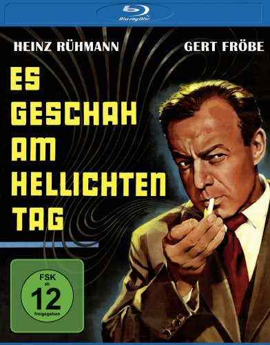 Es geschah am hellichten Tag - Remastered Version [Alemania] [Blu-ray]