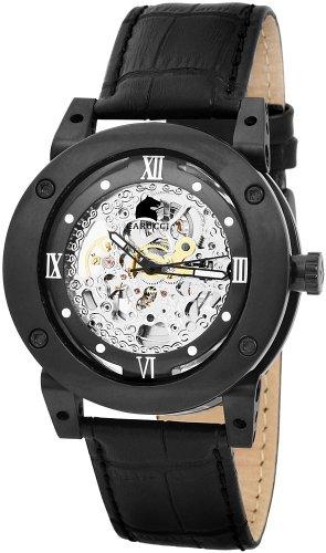 Carucci Gents Automatic Watch CA2162BK-SL