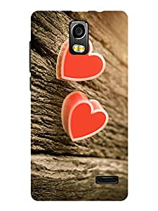 TREECASE Designer Printed Soft Silicone Back Case Cover For Reliance Jio Lyf Water 10