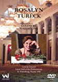 Rosalyn Tureck Plays Bach [DVD] [Import]