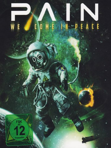 Pain - We come in peace (limited edition) (+2CD)