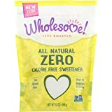 Wholesome Sweetners Natural Zero Pouch 12 Oz -Pack of 8