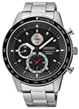 [セイコー]SEIKO 腕時計 クロノグラフ デイト 逆輸入 海外モデル SNDD85PC メンズ 【逆輸入品】