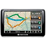 "NAVIGON 4350max Navigationssystem (10,9 cm (4,3 Zoll) Display, Europa (40 L�nder), TMC, Bluetooth, Clever Parking , Text-to-Speech)von ""Navigon AG"""