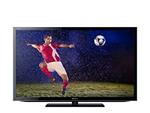 Sony BRAVIA KDL46HX750 46-Inch 240 Hz 1080p 3D LED Internet TV, Black by Sony