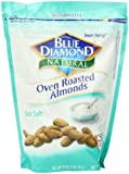 Blue Diamond Almonds, Oven Roast Sea Salt, 16-Ounce