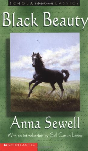 Cover of Black Beauty (Scholastic Classics)