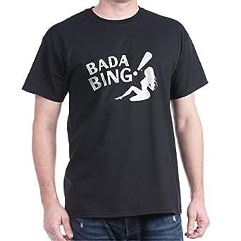 Com cafepress dark t shirt bada bing sopranos t shirt clothing