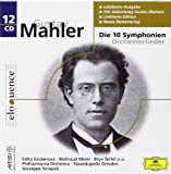Mahler : Die 10 Symphonien & orchesterlieder (10 symphonies & orchestral songs)