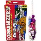 1 X Original Chain Gang Toy Organizer - White