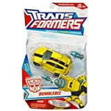 "Transformers - Animated - Deluxe Class - AUTOBOT - BUMBLEBEE - Snap On Rocket Thrusters - OVPvon ""HASBRO"""