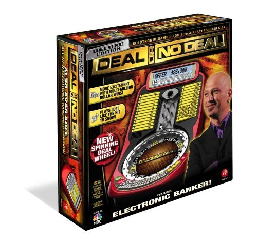 iToys Inc. Deal or No Deal Tabletop with Dial Wheel by iToys Inc.