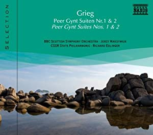 Peer Gynt Suiten 1+2