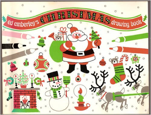 Ed Emberley's Christmas Drawing Book PDF