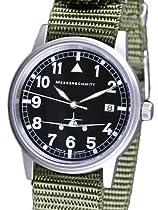 Messerschmitt 38mm Steel Case Aviator Watch ME262S