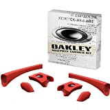 Oakley Flak Jacket Adult Frame Kits Sunglass Accessories - Red/One Size