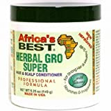 Africa's Best Herbal Gro Super 5.25 oz. Jar