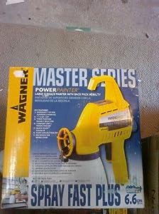Wagner Power Painter Spray Fast Plus