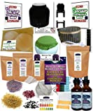 KKamp Continuous Brew Kombucha DELUXE PACKAGE - BK w/ Stand + Year Round Heater + Tee/Cap Set