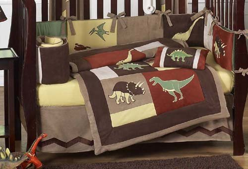 Dinosaur Crib Bedding Jojo Designs Dinosaur Baby Bedding