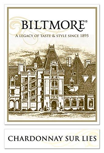 2012 Biltmore Chardonnay Sur Lies 750 Ml