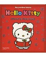 Hello Kitty attend le père Noël