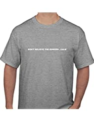 Tshirt India Men's Round Neck Cotton T-Shirt - B00O8M68EI