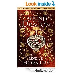bound dragon ebook cover