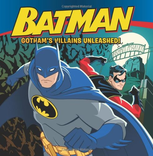 Batman  Classic: Gothams Villains Unleashed!