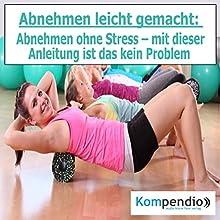 Abnehmen leicht gemacht: Abnehmen ohne Stress - mit dieser Anleitung ist das kein Problem Hörbuch von Alessandro Dallmann Gesprochen von: Michael Freio Haas