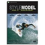 STYLE-MODEL/スタイルモデルVOL.5バックサイド【サーフィンDVD】