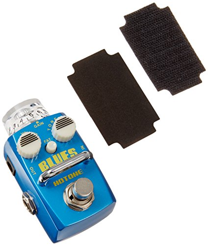Hotone Skyline Series Blues Compact Overdrive Guitar Effects Pedal