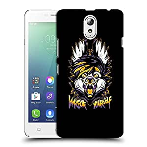 Snoogg Wreck Yourself Designer Protective Back Case Cover For LENOVO VIBE P1