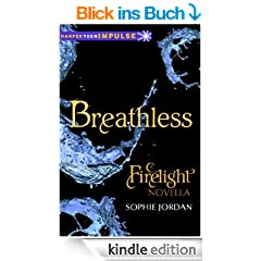 Breathless: A Firelight Novella (HarperTeen Impulse)