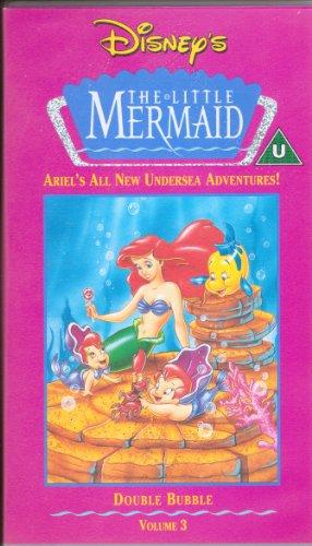 ariels-all-new-undersea-advs-volume-3-double-bubble-vhs