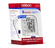 Omron 5 Series Upper Arm Blood Pressure Monitor with Cuff that fits Standard and Large Arms (BP742N)