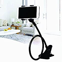 Smarty Universal Flexible Mobile Holder With Snake Style Stand (Color May Vary)