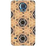 For Samsung Galaxy S5 Neo :: Samsung Galaxy S5 Neo G903F :: Samsung Galaxy S5 Neo G903W Beautiful Bridge ( Beautiful Bridge, Bridge, River, Black Background ) Printed Designer Back Case Cover By TAKKLOO