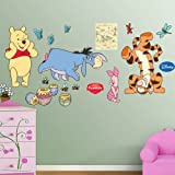 Amazing Disney Winnie the Pooh and Friends Wall Decals by Fathead