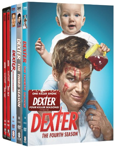 Dexter: Seasons 1-4