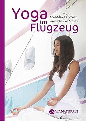 Yoga im Flugzeug