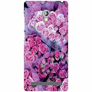 Asus Zenfone 6 A601CG Back cover - Bouquet Designer cases