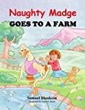 Naughty Madge goes to a farm