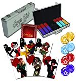 Cover Girls Of The DC Universe Poker Set