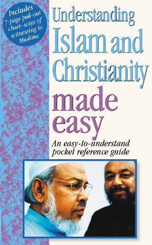Understanding Islam and Christianity: An Easy-To-Undertand Pocket Reference Guide [With Pull-Out Chart] (Made Easy) (Islam Made Easy compare prices)