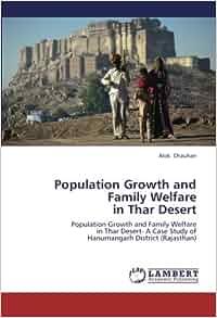 Welfare in Thar Desert: Population Growth and Family Welfare in Thar