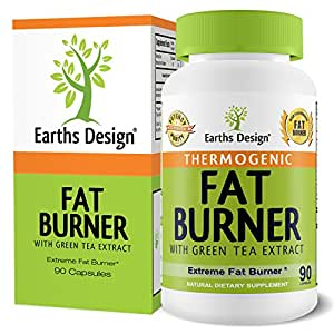 Amazon.com: Thermogenic Fat Burner Pills That Work Fast