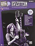 Led Zeppelin V1: Play Along with 8 Great-Sounding Tracks [With 2 CDs] (Ultimate Guitar Play-Along)